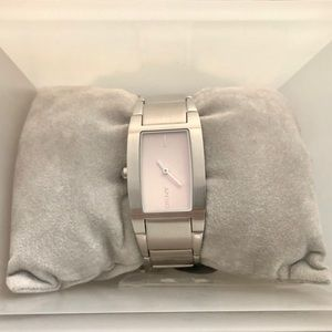 Like New! DKNY Stainless Steel Watch